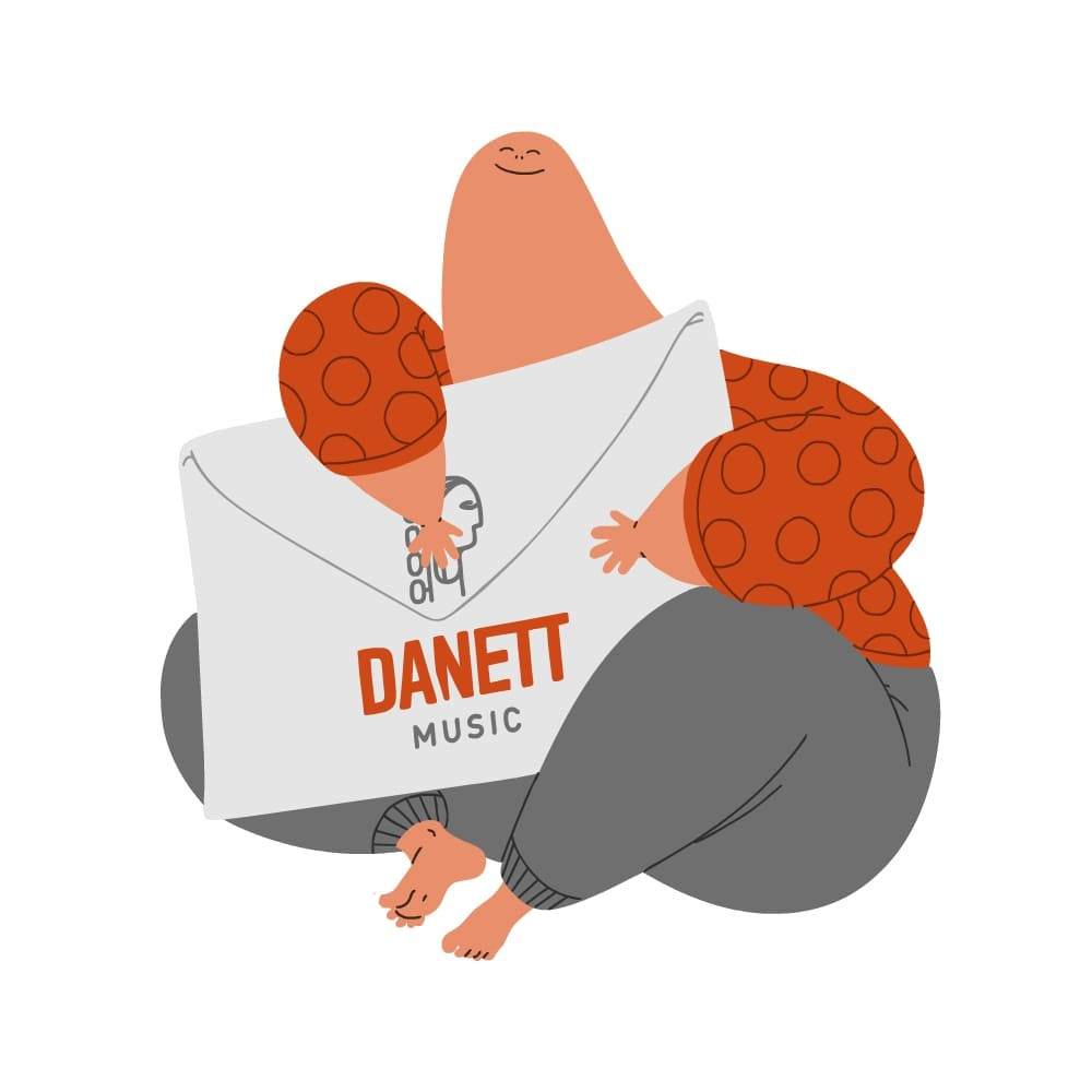 newsletter Danett Music