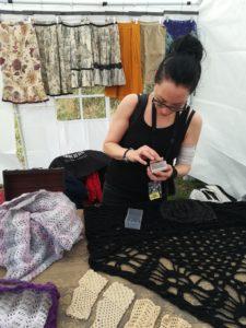 crochet artisanal