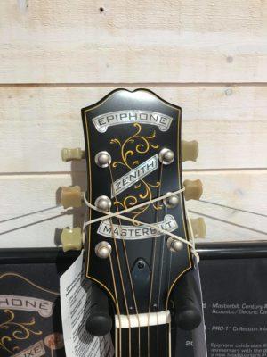 tête de guitare Epiphone