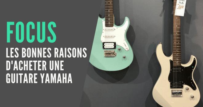 guitares au mur