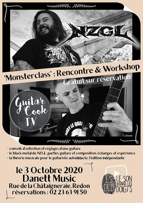 deux guitaristes