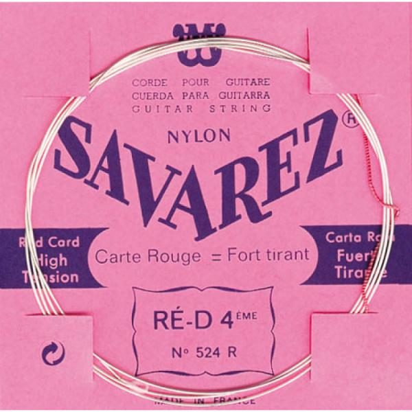 paquet de cordes rose savarez