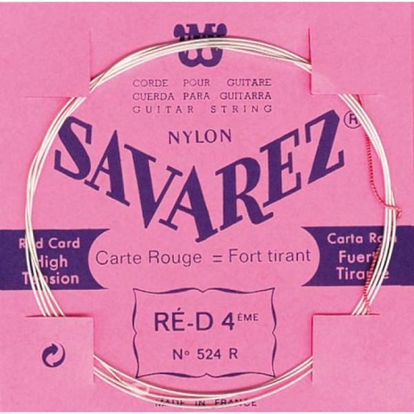 paquet de cordes rose savarez