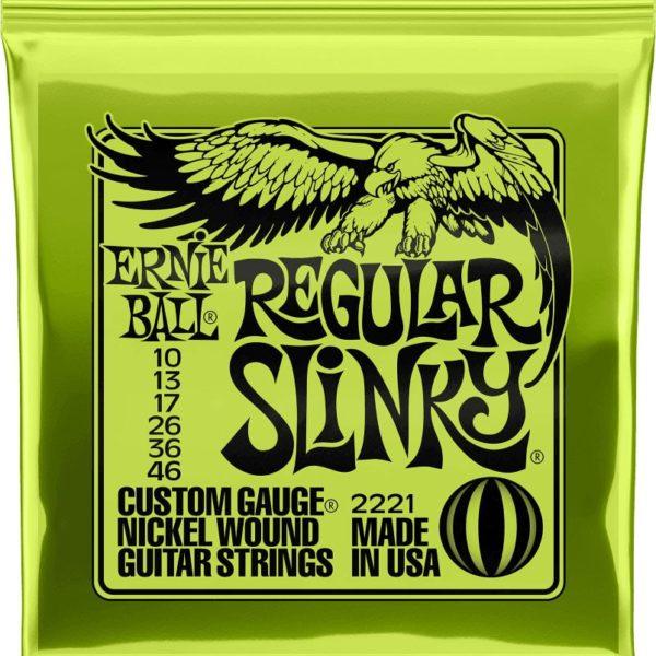 paquet de cordes de guitare