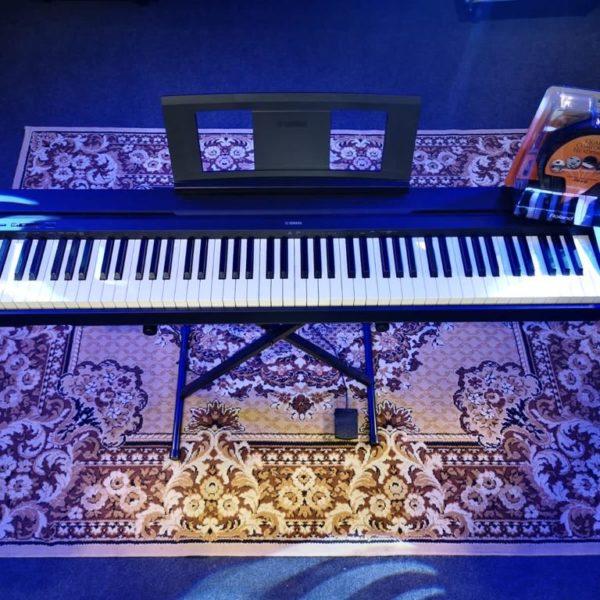 Piano de Noël