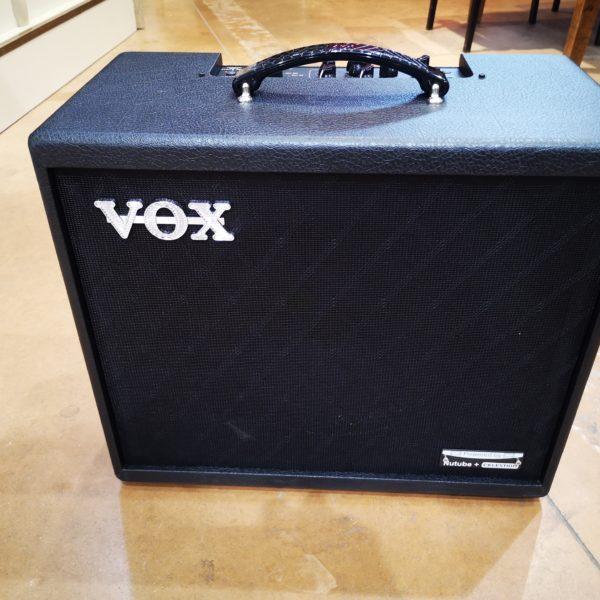 ampli guitare électrique noir