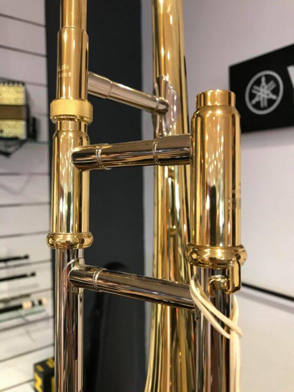 partie haute de trombone