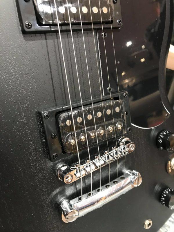 cordes de guitares électriques