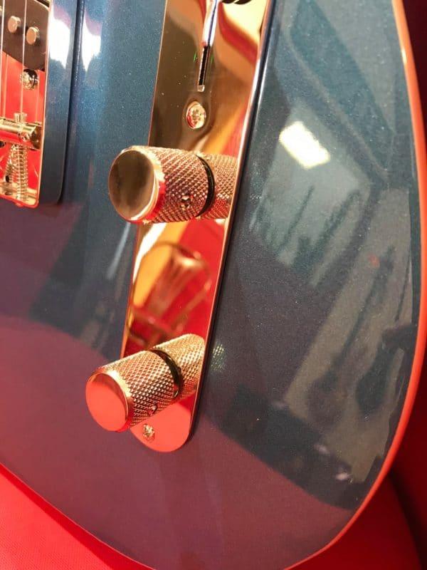 boutons de guitare électrique
