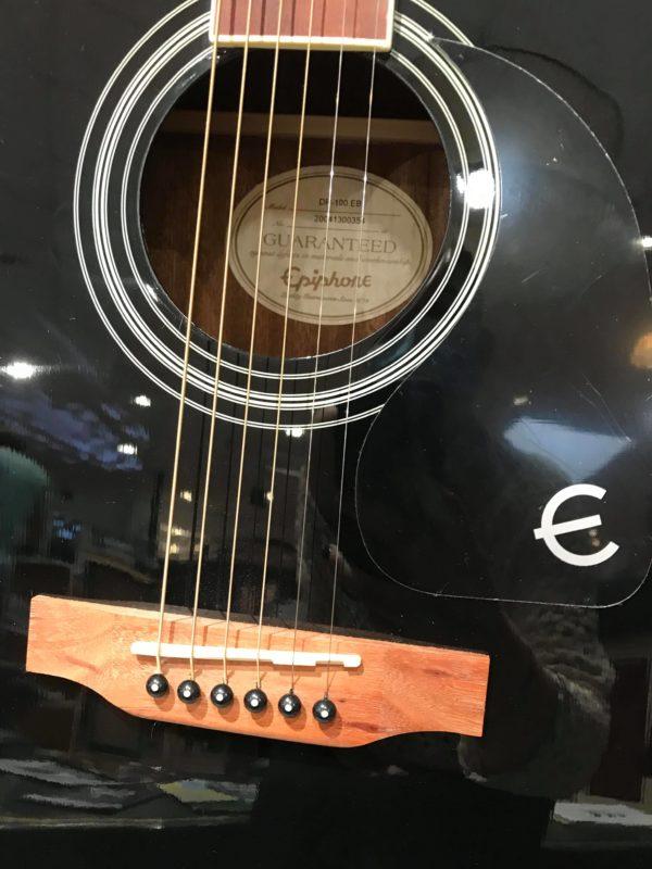 côté guitare folk acoustique