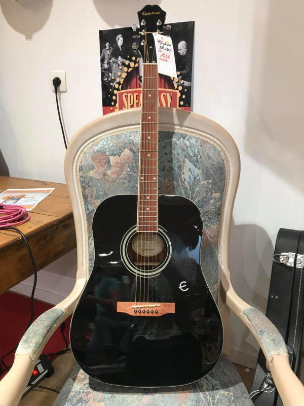 côté guitare acoustique